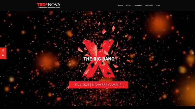 Beispielbild Referenz TEDxNOVA